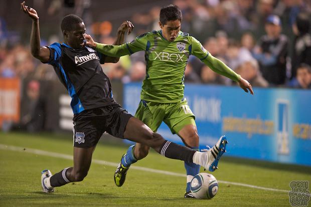 Ike Opara & David Estrada