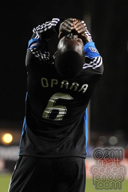 Ike Opara