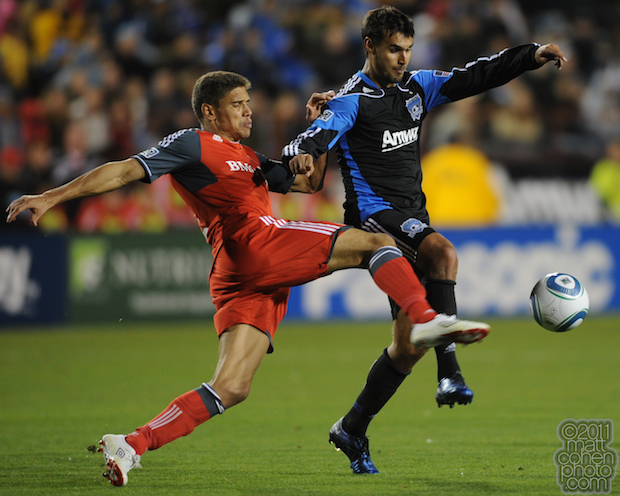 Adrian Cann & Chris Wondolowski