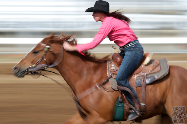 Amber Berry - 2011 Red Bluff Round-Up