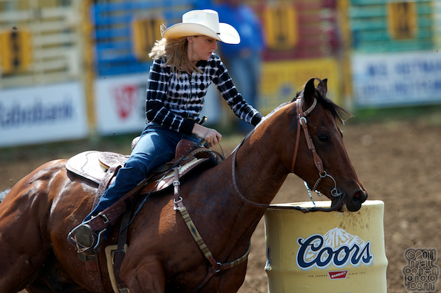 Lindsay Sears - 2011 Red Bluff Round-Up