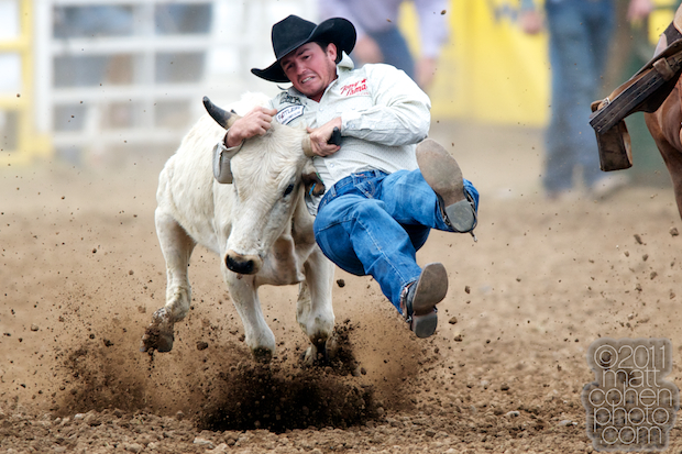 Russell Cardoza - 2011 Red Bluff Round-Up