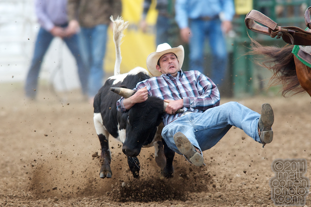 Cooper Shofner - 2011 Red Bluff Round-Up