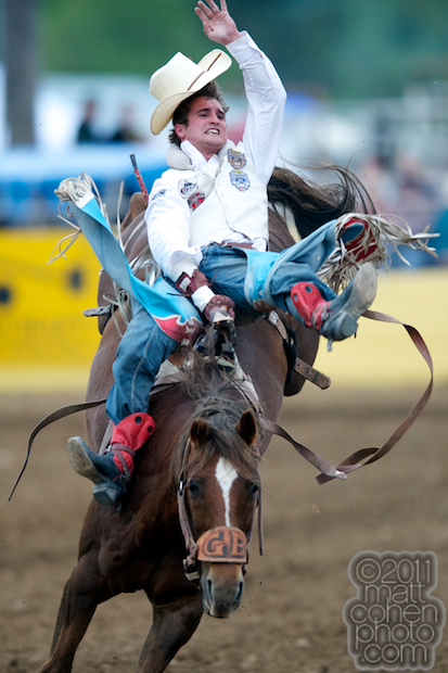 Jared Smith - 2011 Red Bluff Round-Up