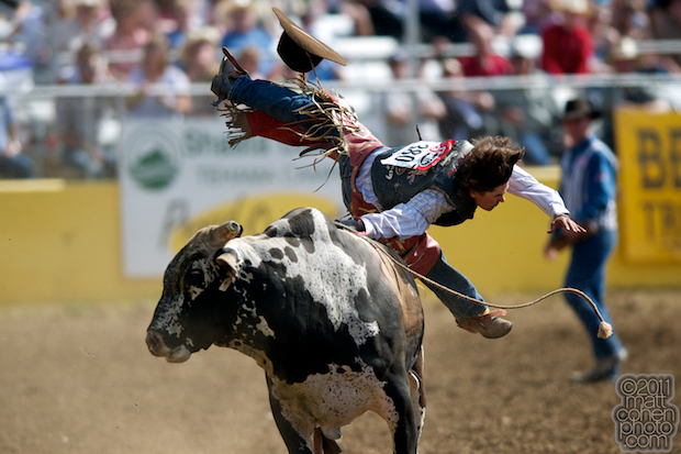 Justin Rickard - 2011 Red Bluff Round-Up