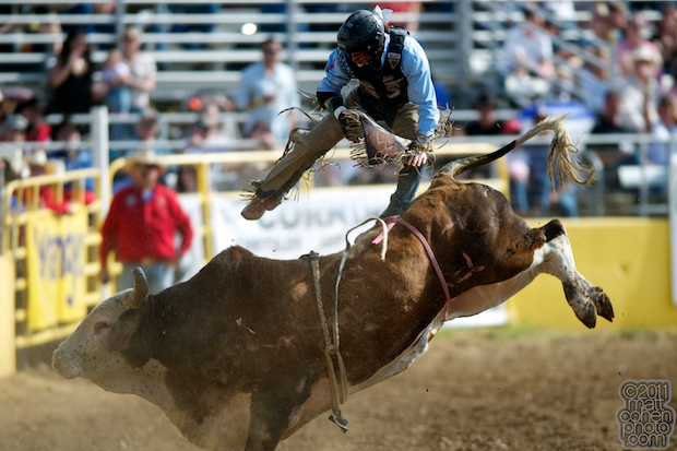 Jake Wade - 2011 Red Bluff Round-Up