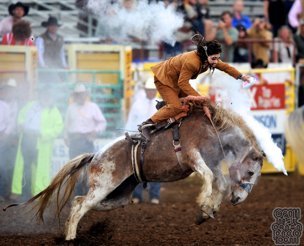 Cody DeMoss - 2011 Red Bluff Round-Up