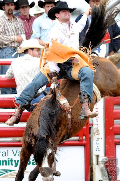 Ethan McNeill - 2011 Clovis Rodeo