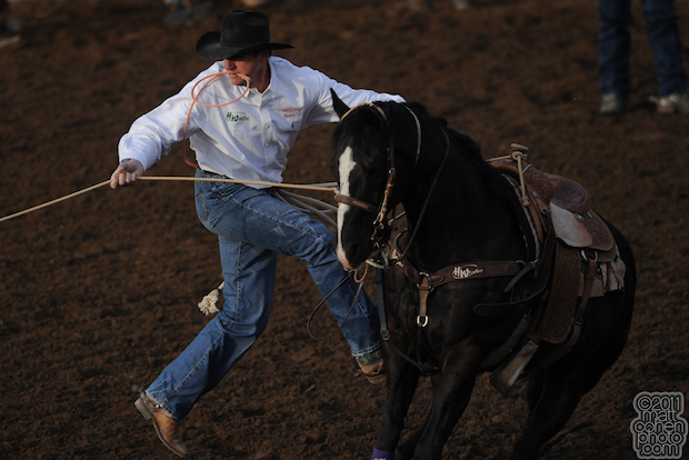 Fred Werneck - 2011 Clovis Rodeo