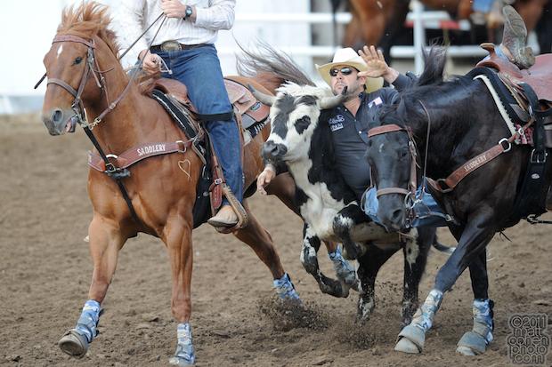 Luke Branquinho - 2011 Clovis Rodeo