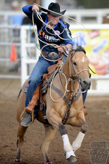 Josh Peek - 2011 Clovis Rodeo