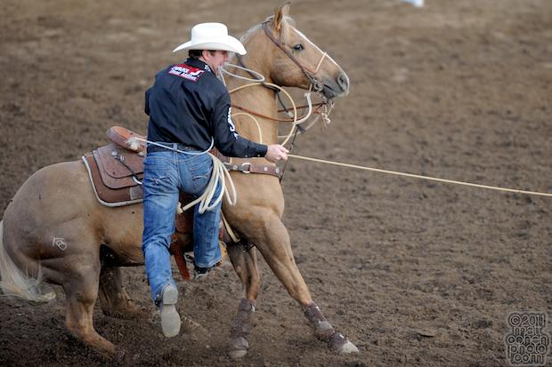 Trevor Brazille - 2011 Clovis Rodeo