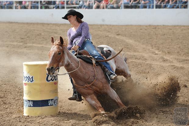 Jennifer Dyer - 2011 Clovis Rodeo