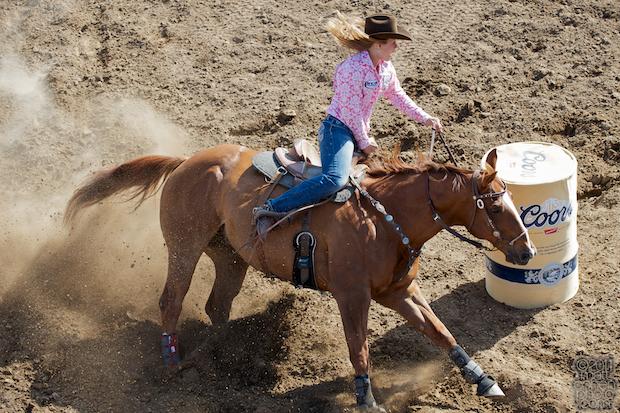 Lauren Schild - 2011 Clovis Rodeo