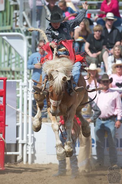 Jesse Wright - 2011 Clovis Rodeo