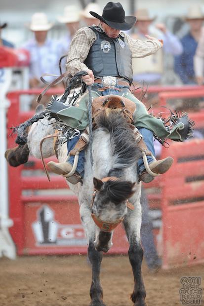 Jess Williams - 2011 Clovis Rodeo