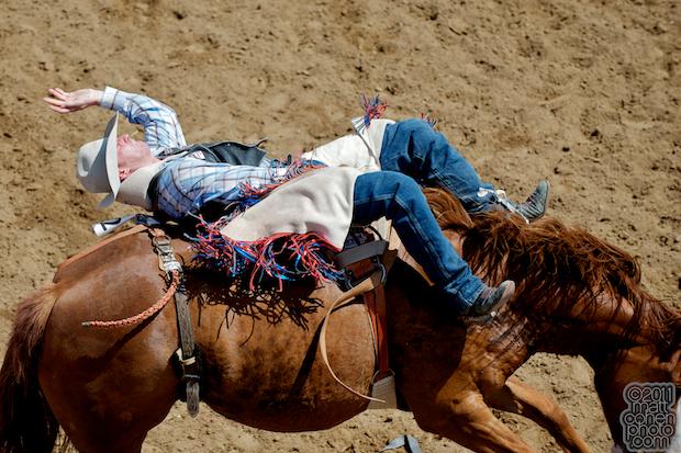 Teddy Athan - 2011 Clovis Rodeo