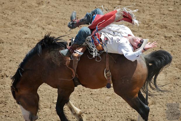 Kaycee Feild - 2011 Clovis Rodeo