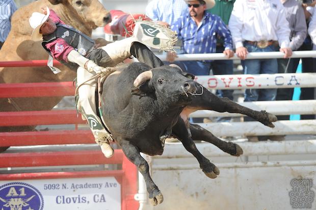 2011 Clovis Rodeo Matt Cohen
