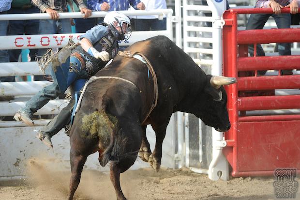 Chance Smart - 2011 Clovis Rodeo