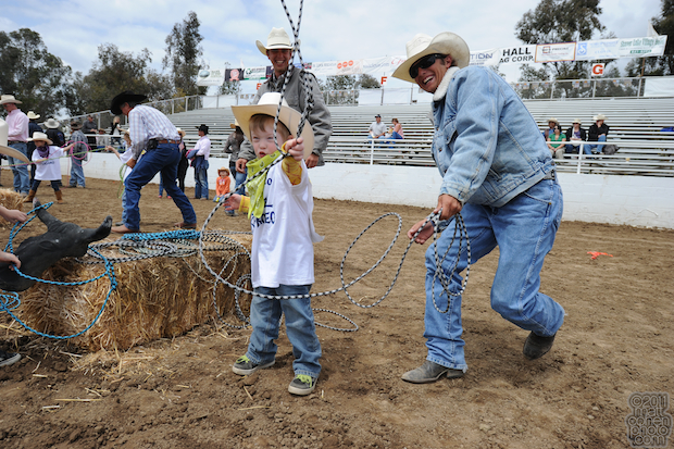 Special Kids Rodeo - 2011 Clovis Rodeo