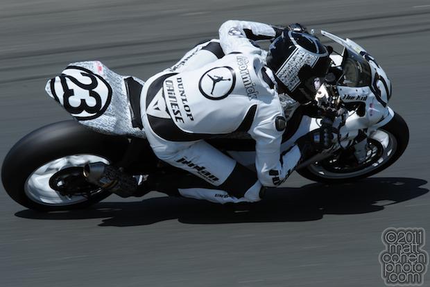 Brett McCormick - 2010 AMA West Coast Moto Jam