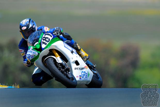 Craig Mason - 2010 AMA West Coast Moto Jam