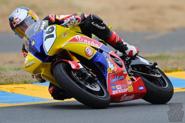 Cameron Beaubier - 2010 AMA West Coast Moto Jam