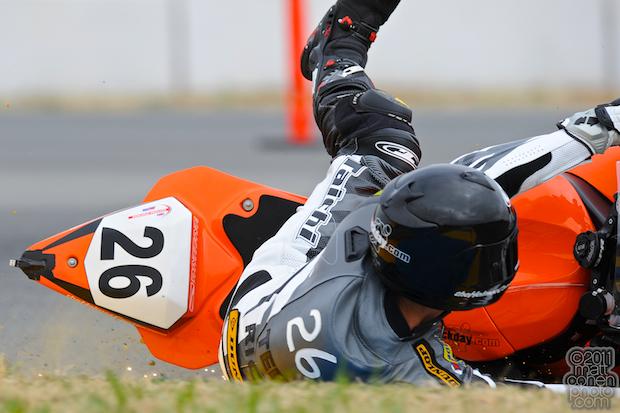 Ted Rich - 2010 AMA West Coast Moto Jam