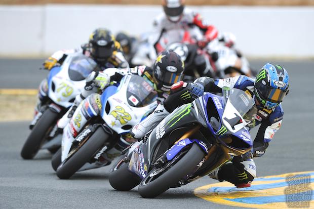 Josh Hayes - 2011 AMA West Coast Moto Jam