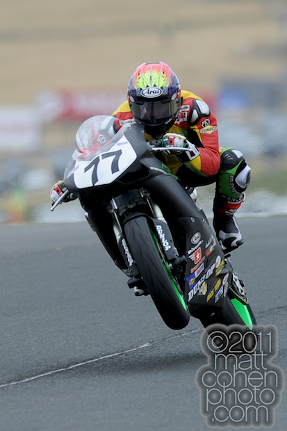 Matthew Sadowski - 2011 AMA West Coast Moto Jam