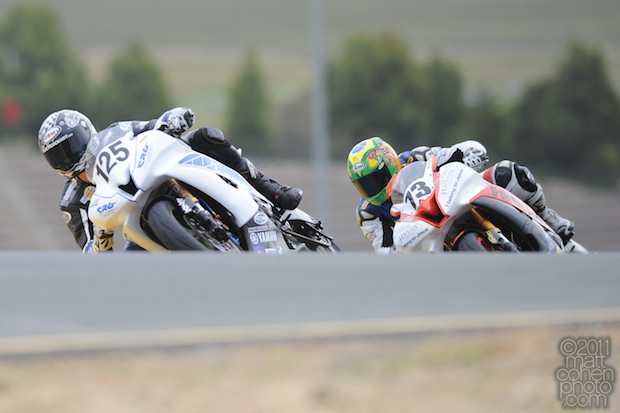 Greg McCullough & Sebastiao Ferreira - 2011 AMA West Coast Moto Jam