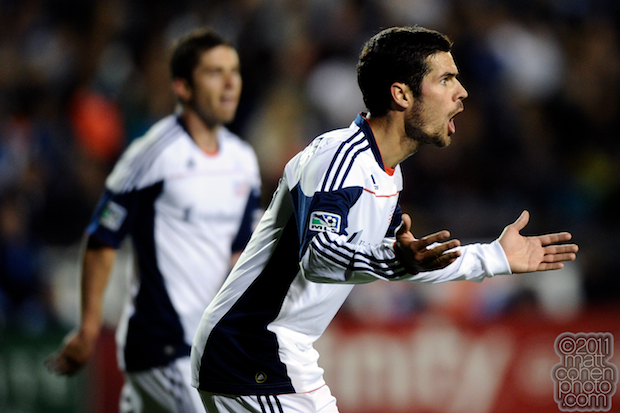 Benny Feilhaber - Revolution at Earthquakes