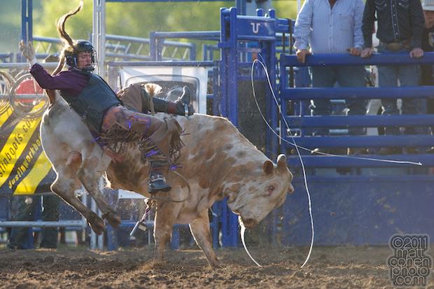Kris Matthews - 2011 Marysville Stampede