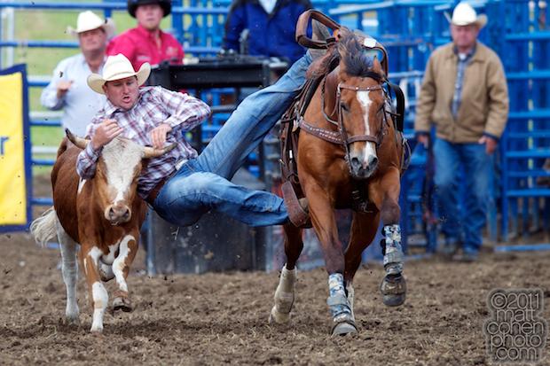 Brad McGilchrist - 2011 Marysville Stampede