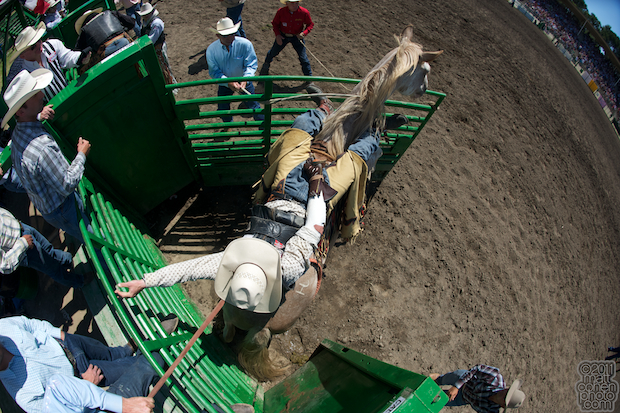 Joe Gunderson & Lip Tricks - 2011 Livermore Rodeo