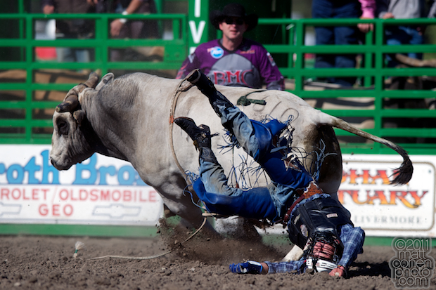 Bo Bacigalupi & Touch N Go - 2011 Livermore Rodeo