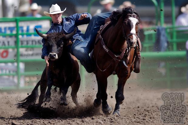 Kade Lingemann - 2011 Livermore Rodeo