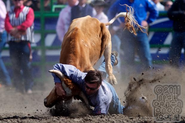 Matt Deskovick - 2011 Livermore Rodeo