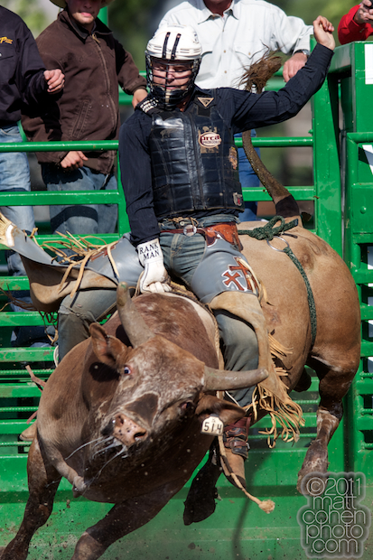 Rankin Lindsey & Cowboy Caviar - 2011 Livermore Rodeo