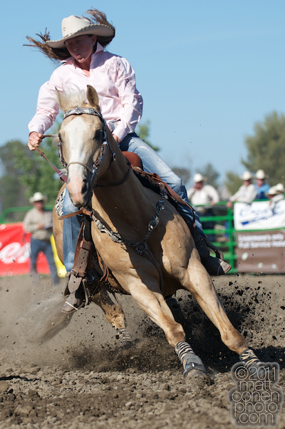 Stephanie Denner - 2011 Livermore Rodeo
