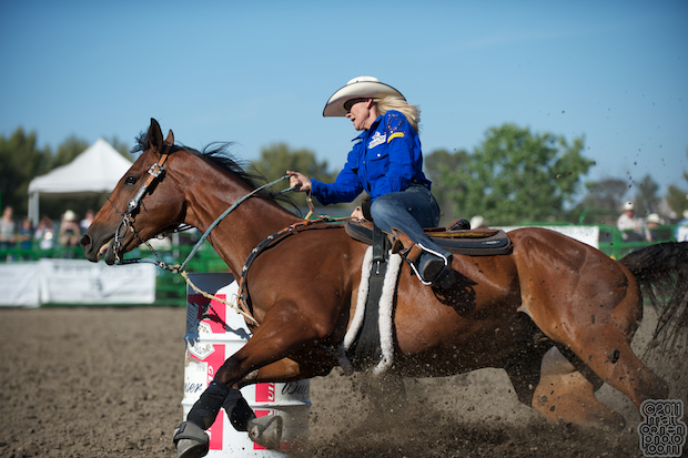 Sherrylynn Johnson - 2011  Livermore Rodeo