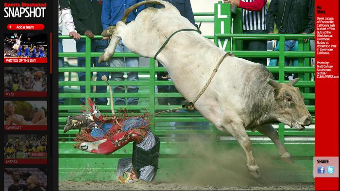 Derek Lacasa - 2011 Livermore Rodeo