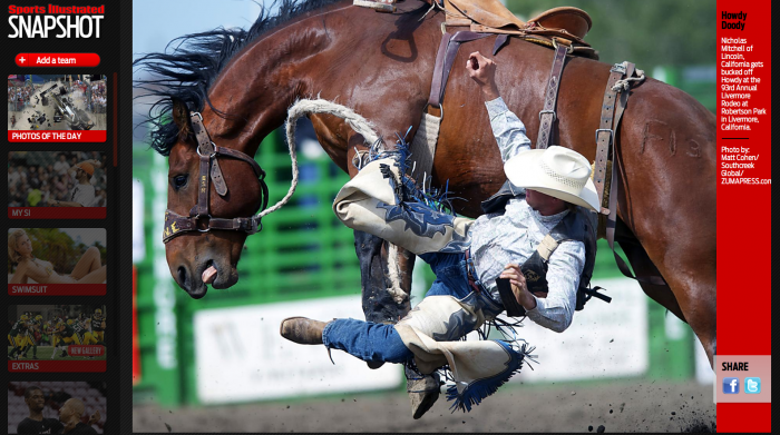 Nicholas Mitchell - 2011 Livermore Rodeo