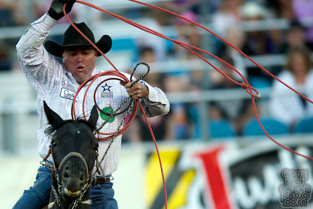B.J. Campbell - 2011 Reno Rodeo