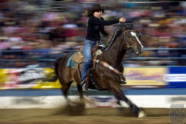 Rylee McKenzie - 2011 Reno Rodeo