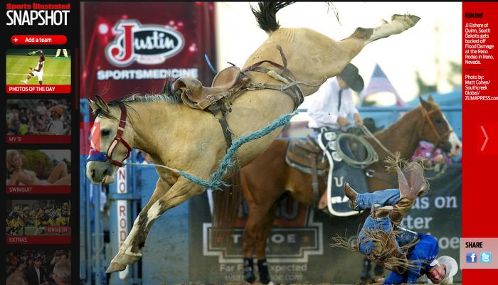 JJ Elshere - 2011 Reno Rodeo