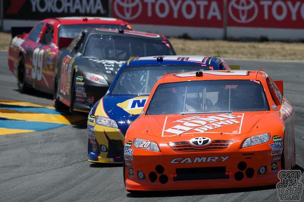 Joey Logano - 2011 Toyota Save Mart 350