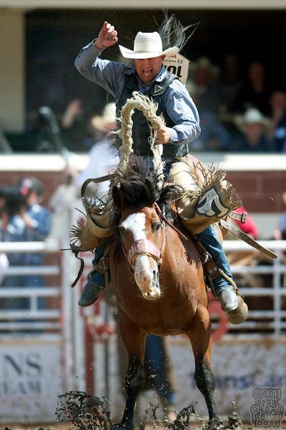 Jim Berry - 2011 Calgary Stampede
