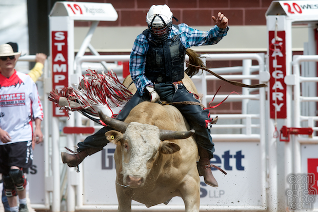 Shane Proctor - 2011 Calgary Stampede